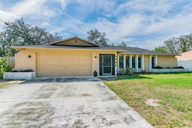8090 Greenbrier Court, Spring Hill, FL 34606 (MLS #2199014) :: The Hardy Team - RE/MAX Marketing Specialists