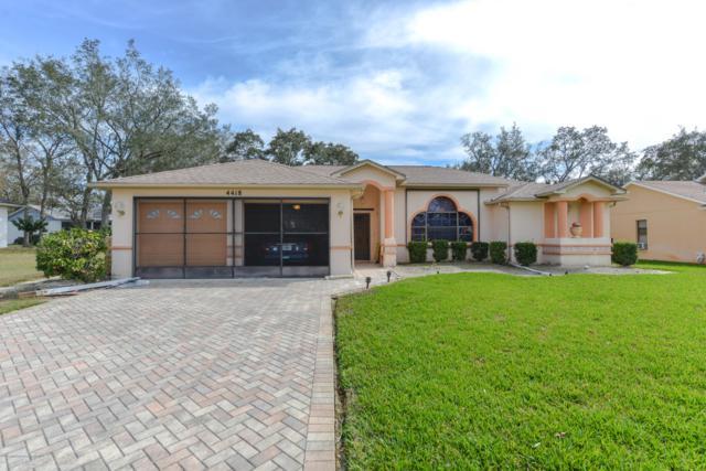4418 Plumosa Street, Spring Hill, FL 34607 (MLS #2199067) :: The Hardy Team - RE/MAX Marketing Specialists