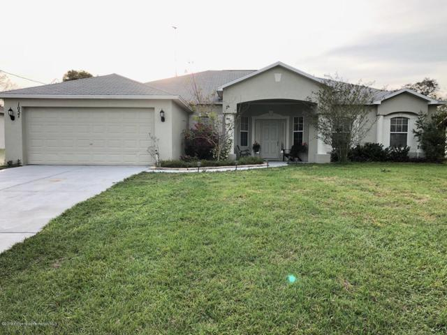 1057 Concert Avenue, Spring Hill, FL 34609 (MLS #2199542) :: The Hardy Team - RE/MAX Marketing Specialists