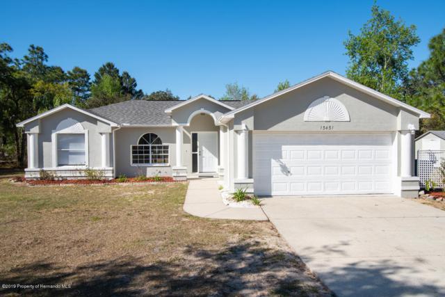 13451 Taft Street, Brooksville, FL 34613 (MLS #2199818) :: The Hardy Team - RE/MAX Marketing Specialists