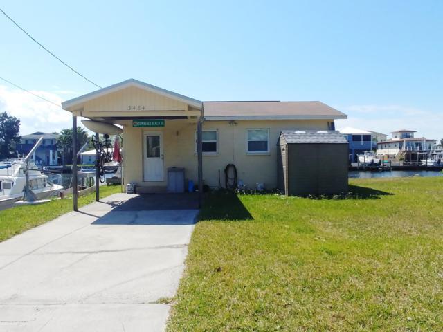 3484 Eagle Nest Drive, Hernando Beach, FL 34607 (MLS #2199882) :: The Hardy Team - RE/MAX Marketing Specialists