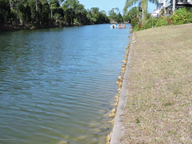 0 Palometa Drive Lot 27, Hernando Beach, FL 34607 (MLS #2199943) :: The Hardy Team - RE/MAX Marketing Specialists