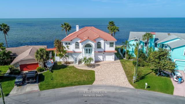 3174 Gulf Winds Circle, Hernando Beach, FL 34607 (MLS #2199963) :: The Hardy Team - RE/MAX Marketing Specialists