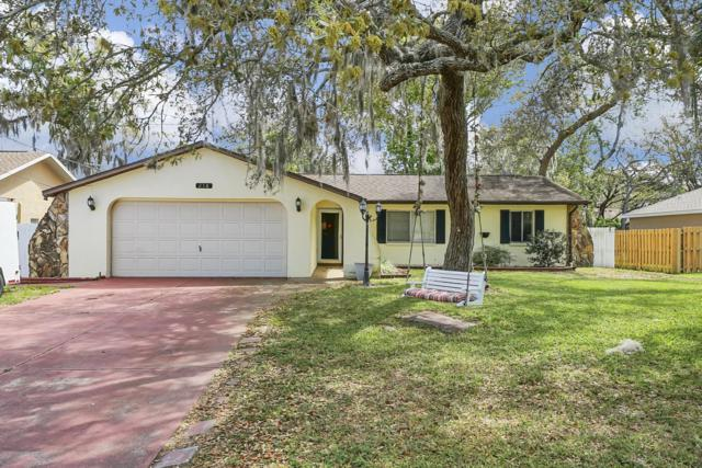258 Portland Avenue, Spring Hill, FL 34606 (MLS #2200037) :: The Hardy Team - RE/MAX Marketing Specialists
