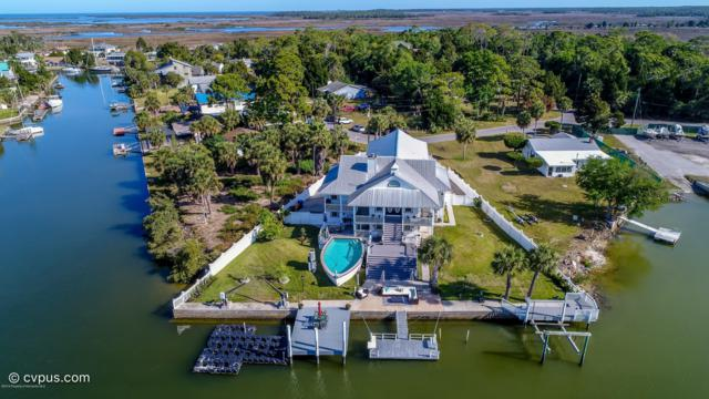 4138 Pine Dale Court, Hernando Beach, FL 34607 (MLS #2200047) :: The Hardy Team - RE/MAX Marketing Specialists