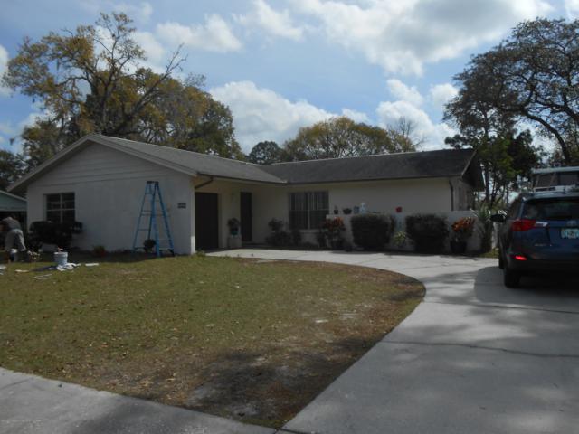 9268 Regatta Circle, Spring Hill, FL 34606 (MLS #2200077) :: The Hardy Team - RE/MAX Marketing Specialists