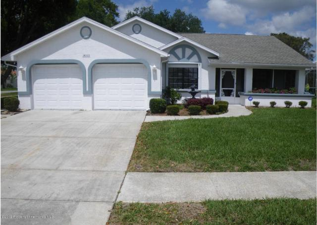 14103 Newcastle Avenue, Spring Hill, FL 34609 (MLS #2200195) :: The Hardy Team - RE/MAX Marketing Specialists