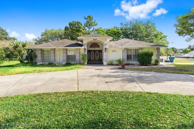 1000 Florian Way, Spring Hill, FL 34609 (MLS #2200216) :: The Hardy Team - RE/MAX Marketing Specialists