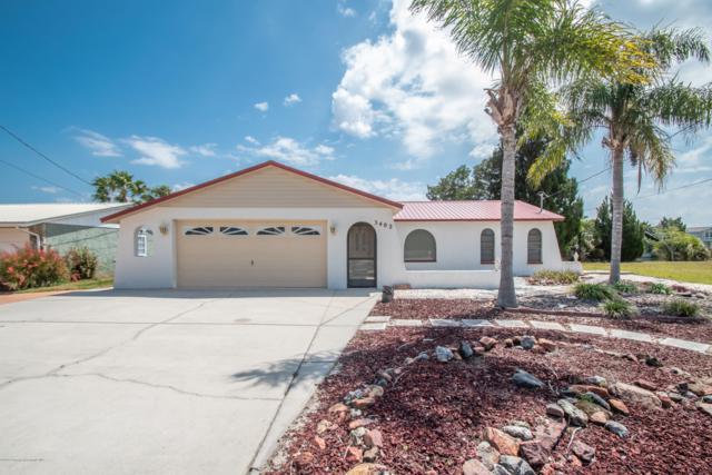 3402 Crape Myrtle Drive, Hernando Beach, FL 34607 (MLS #2200243) :: The Hardy Team - RE/MAX Marketing Specialists