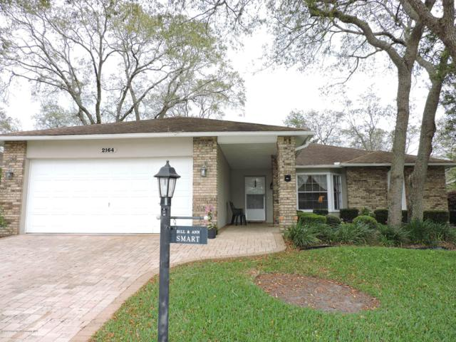 2164 Carriage Lane, Spring Hill, FL 34606 (MLS #2200309) :: The Hardy Team - RE/MAX Marketing Specialists