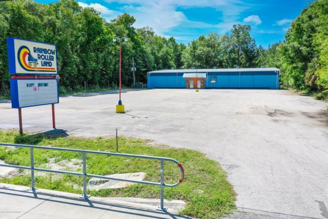 1125 W Jefferson Street, Brooksville, FL 34601 (MLS #2200316) :: The Hardy Team - RE/MAX Marketing Specialists