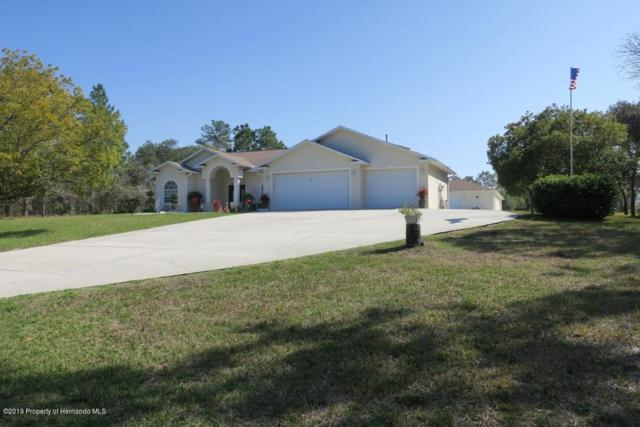 8038 Madrid Road, Weeki Wachee, FL 34613 (MLS #2200335) :: The Hardy Team - RE/MAX Marketing Specialists