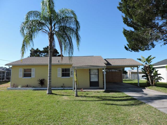 3320 Gulfview Drive, Hernando Beach, FL 34607 (MLS #2200352) :: The Hardy Team - RE/MAX Marketing Specialists