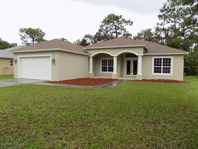 8864 Mississippi Run, Weeki Wachee, FL 34613 (MLS #2200359) :: The Hardy Team - RE/MAX Marketing Specialists