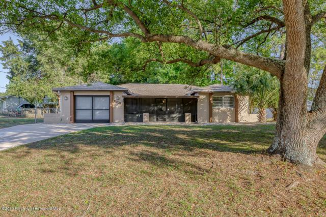 12082 Lamont Drive, Spring Hill, FL 34608 (MLS #2200361) :: The Hardy Team - RE/MAX Marketing Specialists