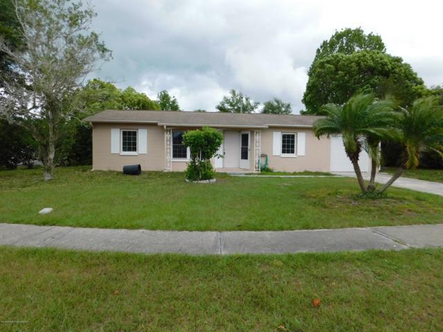 9357 Carthage Road, Spring Hill, FL 34608 (MLS #2200386) :: The Hardy Team - RE/MAX Marketing Specialists
