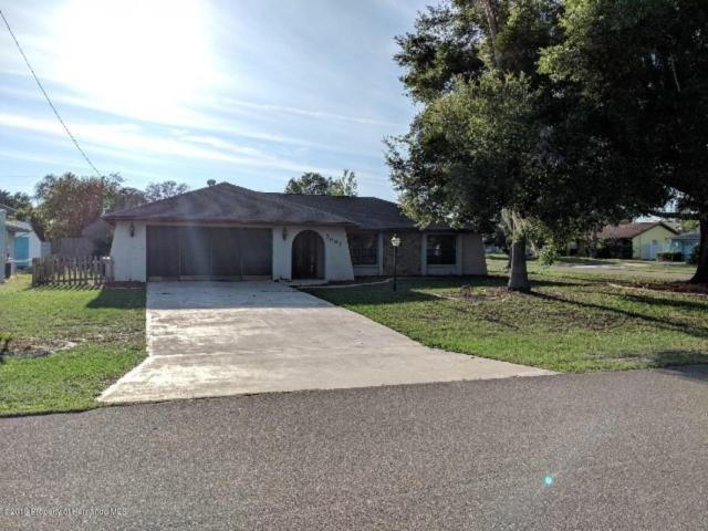 3087 Ardenwood Drive, Spring Hill, FL 34609 (MLS #2200444) :: The Hardy Team - RE/MAX Marketing Specialists