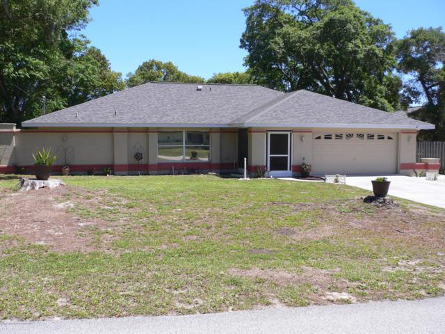 3422 Gramercy Lane, Spring Hill, FL 34609 (MLS #2200462) :: The Hardy Team - RE/MAX Marketing Specialists