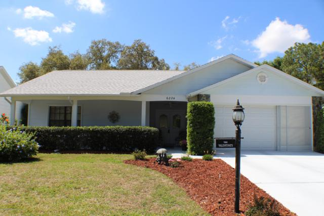 6224 Ocean Pines Lane, Spring Hill, FL 34606 (MLS #2200502) :: The Hardy Team - RE/MAX Marketing Specialists