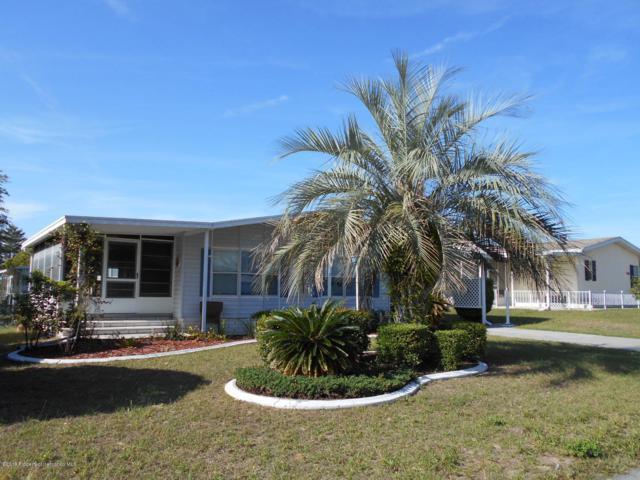 9306 Salisbury Drive, Brooksville, FL 34613 (MLS #2200532) :: The Hardy Team - RE/MAX Marketing Specialists