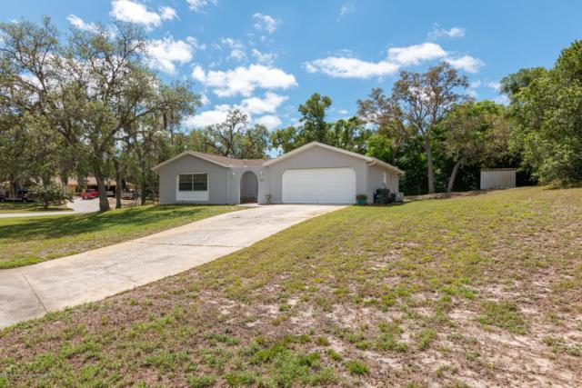6436 Clearwater Drive, Spring Hill, FL 34606 (MLS #2200558) :: The Hardy Team - RE/MAX Marketing Specialists