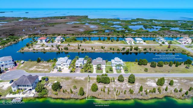 0 Spanish Bayonet Drive, Hernando Beach, FL 34607 (MLS #2201273) :: Team 54