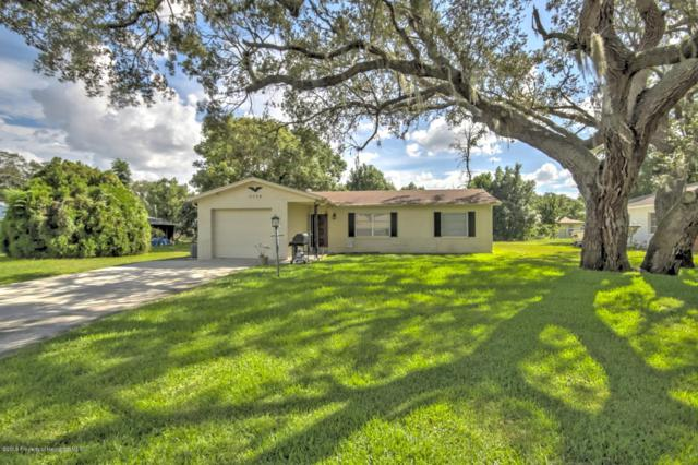 6094 Newmark Street, Spring Hill, FL 34606 (MLS #2201323) :: The Hardy Team - RE/MAX Marketing Specialists