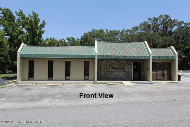 297 N Broad Street, Brooksville, FL 34601 (MLS #2201401) :: The Hardy Team - RE/MAX Marketing Specialists