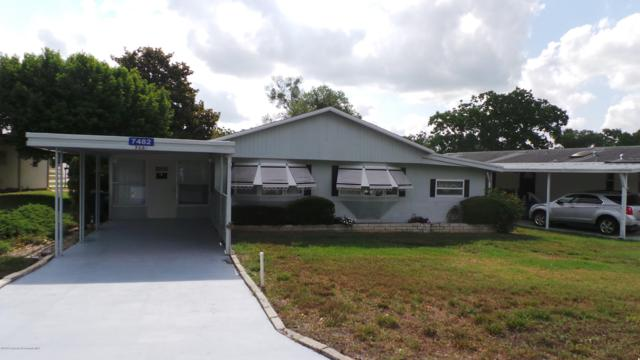 7482 Harlow Street, Brooksville, FL 34613 (MLS #2201650) :: The Hardy Team - RE/MAX Marketing Specialists