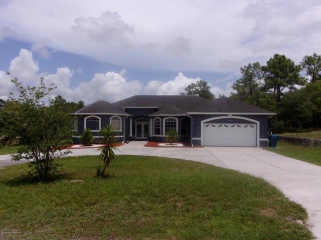 10275 Egret Avenue, Weeki Wachee, FL 34613 (MLS #2201757) :: The Hardy Team - RE/MAX Marketing Specialists