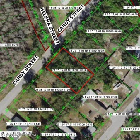 0 Cardy Street, New Port Richey, FL 34654 (MLS #2201763) :: The Hardy Team - RE/MAX Marketing Specialists