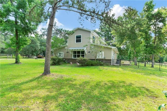 3308 Rackley Road, Brooksville, FL 34604 (MLS #2201834) :: The Hardy Team - RE/MAX Marketing Specialists