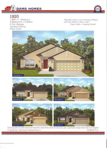 7171 Wirevine Drive, Brooksville, FL 34602 (MLS #2201880) :: The Hardy Team - RE/MAX Marketing Specialists