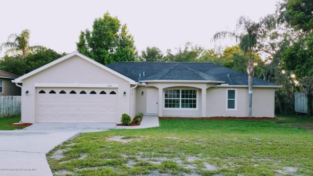 2189 Bolger Avenue, Spring Hill, FL 34609 (MLS #2201918) :: The Hardy Team - RE/MAX Marketing Specialists