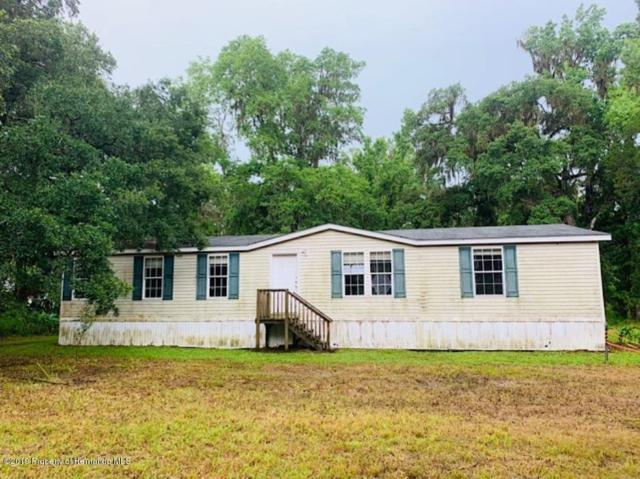 8446 Morningside Drive, Brooksville, FL 34601 (MLS #2201927) :: The Hardy Team - RE/MAX Marketing Specialists