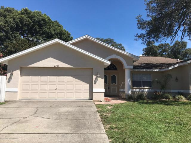 2204 Deltona Boulevard, Spring Hill, FL 34606 (MLS #2202158) :: The Hardy Team - RE/MAX Marketing Specialists