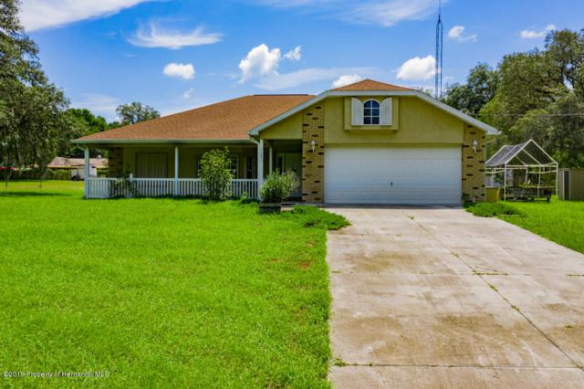 15990 Pawnee Drive, Brooksville, FL 34601 (MLS #2202164) :: The Hardy Team - RE/MAX Marketing Specialists