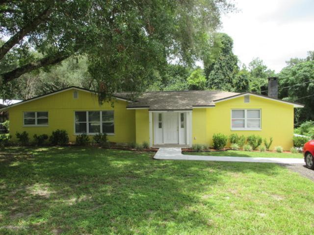 26335 Eahnestock Street, Brooksville, FL 34602 (MLS #2202190) :: The Hardy Team - RE/MAX Marketing Specialists