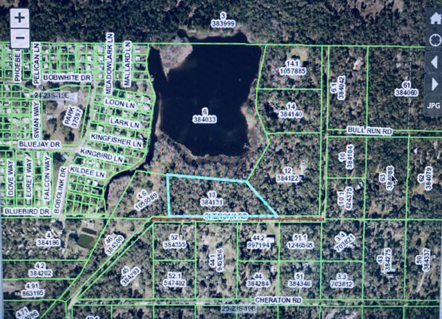 0 Chenoak, Brooksville, FL 34602 (MLS #2202363) :: The Hardy Team - RE/MAX Marketing Specialists