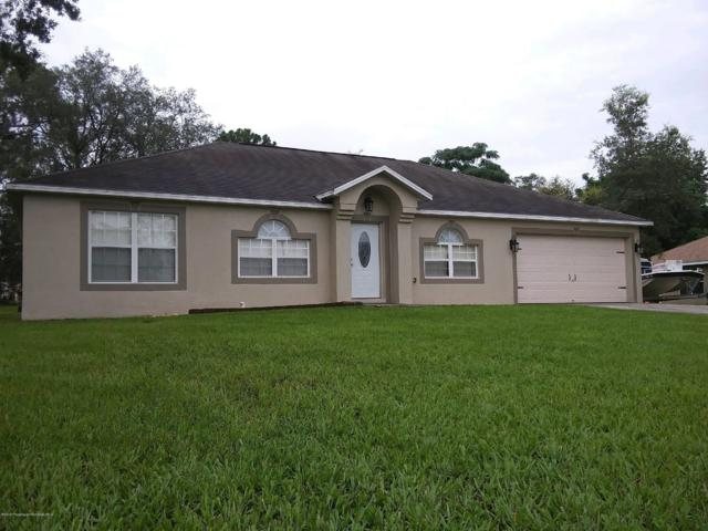 11056 Avis Street, Spring Hill, FL 34608 (MLS #2202455) :: The Hardy Team - RE/MAX Marketing Specialists