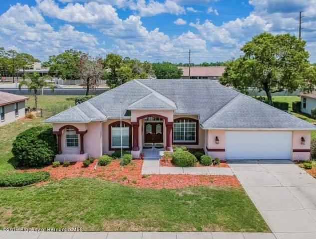 4020 Breckland Court, Spring Hill, FL 34609 (MLS #2202461) :: The Hardy Team - RE/MAX Marketing Specialists