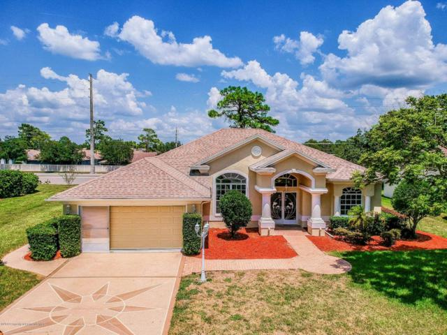 3424 St Ives Boulevard, Spring Hill, FL 34609 (MLS #2202829) :: The Hardy Team - RE/MAX Marketing Specialists