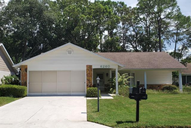 6260 Ocean Pines Lane, Spring Hill, FL 34606 (MLS #2202952) :: The Hardy Team - RE/MAX Marketing Specialists