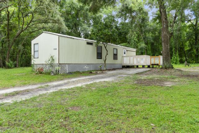 8975 S Hammock Avenue, Inverness, FL 34452 (MLS #2202964) :: 54 Realty