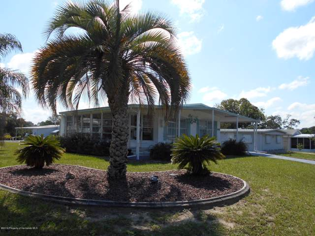 8112 Dellrose, Brooksville, FL 34613 (MLS #2203842) :: The Hardy Team - RE/MAX Marketing Specialists