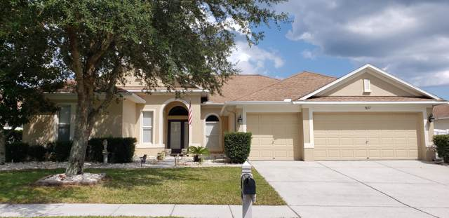 5657 Brackenwood Drive, Spring Hill, FL 34609 (MLS #2203894) :: The Hardy Team - RE/MAX Marketing Specialists