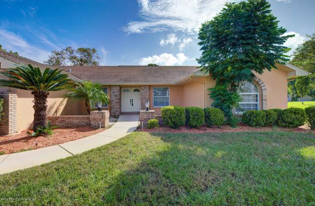1164 Divot Court, Spring Hill, FL 34608 (MLS #2203898) :: The Hardy Team - RE/MAX Marketing Specialists