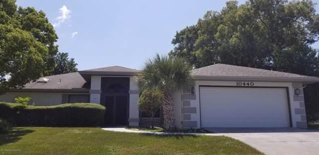 10440 Audie Brook Drive, Spring Hill, FL 34608 (MLS #2203958) :: Team 54