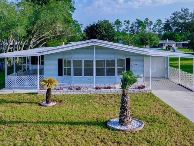 15988 Brookridge Boulevard, Brooksville, FL 34613 (MLS #2204082) :: The Hardy Team - RE/MAX Marketing Specialists