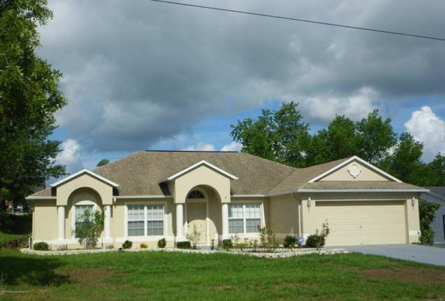 13356 Linden Drive, Spring Hill, FL 34609 (MLS #2204244) :: The Hardy Team - RE/MAX Marketing Specialists